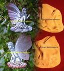 NEW DESIGN LATEX MOULD MOLD MOULDS FAIRY FAERIE FAIRIE WALL PLAQUE 2 DESIGNS