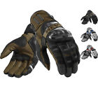 Rev It Cayenne Pro Motorcycle Summer Gloves Bike Vented Durable Armoured Elastic