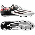 adidas F 10.3 TRX FG MESSI 2015 Soccer Shoes White / Black / Red / Grey New