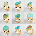 Popular! 100% Natural Turquoise Ring AG125