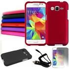 Phone Case For Samsung Galaxy Core Prime Hard Cover Car Charger Screen Protector