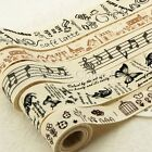 5 yards (4.6mtrs) Printed Cotton Ribbon 16mm/20mm/25mm
