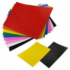 9 Color 0.8mm A4 Size Magnetic Magnet Sheet Paper Flexible Cuttable DIY Craft