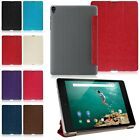 Magnetic Flip PU Leather Case Stand Cover For 8.9 HTC Google Nexus 9 Tablet