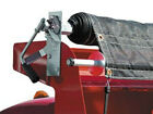 Buyers Commercial 7'x??' Dump Truck Mesh Tarp Manual Cab Level Crank Roller Kit