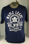2014 Winter Classic Reebok NHL Maple Leafs Hockey Adult Roster T-Shirt $1.49 USD on eBay