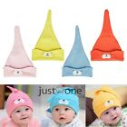 Baby Toddlers Cotton Sleeping Caps Cute Animal Headgear Hat For 3-24 Months New