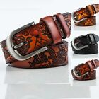 P-819 Fangle 2015 men's oxhide Waist Stylish Fashion Belt Free Shipping
