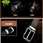 P-829 Fangle men's Genuine Leather Waist Stylish Fashion Belt Free Shipping