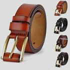 P-824 Fangle 2015 men's oxhide Waist Stylish Fashion Belt Free Shipping