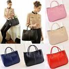 New Womens Leather Tote Shoulder Bags Hobo Handbags Satchel Messenger bag Purse