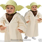 CK372 Deluxe Yoda Star Wars Toddler Baby Infant Halloween Fancy Dress Up Costume