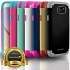 Hybrid TPU/PC Colorful Protective Shockproof Case Cover for Samsung Galaxy S6