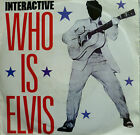 "7"" 1992 NL-PRESS VG++ ! INTERACTIVE : Who Is Elvis"