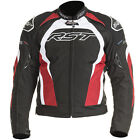 RST TRACTECH EVO II 1397 CE ARMOURED TEXTILE SPORTS BIKE JACKET RED
