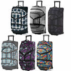 Dakine Wheeled Duffle 58 Liter Trolley Luggage roller Travel bag Suitcase New