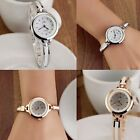 Fashion Elegant Princess Womens Ladies Round Quartz Analog Bracelet Wrist Watch