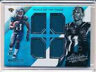 2014 PANINI PLAYOFF ABSOLUTE MARQISE LEE PLAYER-WORN RC 12/25