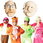 1970s Muppets Adults Fancy Dress TV Character 70s Mens Ladies Costumes Outfits