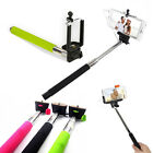 MONOPOD SELFIE SELFY STICK TELESCOPIC CAMERA IPHONE SMART PHONE HTC NOKIA MOBILE