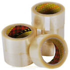 3M Scotch packing tape Clear & Buff 25mm & 48mm  66mtrs