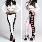Women Sexy Bodycon Jumpsuit Night Clubwear Dress Evening Cocktail Trouser Gothic