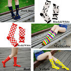 1Pair Fashion Women Men Casual Soft Cotton Socks Cartoon Printing