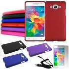 Phone Case For Samsung Galaxy GRAND Prime LTE S920c Hard Cover Car Charger Flim