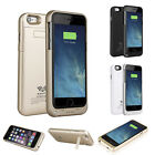 Portable External Battery Backup Power Bank Charger Case Cover For iPhone 6 /6S