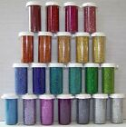 "Ultrafine Glitter .008"" 1/128"" Metallic Holographic ~ Small Jar"