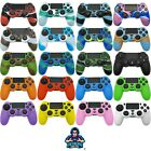 EGP™ Camo CASE Protect Grips Silicone Rubber Cover Skin for Sony PS4 Controller