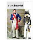 Sew & Make Butterick BP190 B4891 SEWING PATTERN - Mens French NAPOLEAN COSTUMES