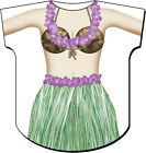 Kids Hula Girl Heart Star & Stripe Pink Leopard Purple Swimsuit Bikini Cover Up