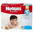 Huggies Snug & Dry Baby Disposable Diapers *Size 1,  2,  3,  4,  5,  6 Great Deal