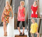 Sew & Make Simplicity 2998 SEWING PATTERN - Womens Retro TOPS TUNICS DRESSES