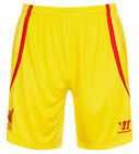 Warrior Mens Official 2014/15 Liverpool LFC Away Knit Shorts ALL SIZES