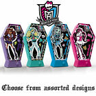"Monster High 9"" Mini Musical Coffin Locker - Assorted Designs"