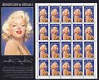 2967   32c  M.MONROE  M NH FULL SHEET OF 20