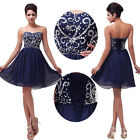 GK CHEAP Semi Formal Evening Gown Party Homecoming Bridesmaid Short Prom Dresses