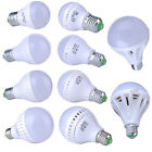 LED E27 Energy Saving Warm White Light Bulb Lamp 9/12/12/15/20/25W 110V-240V