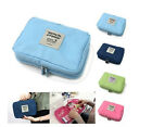 New Cosmetic Makeup Toiletry Travel Wash Storage Case Bags Handbag Purse