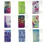 Lovely PU Cartoon Stander Case Protector Skin Cover Guard For WIKO Highway
