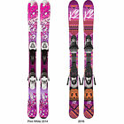 K2 Luv Bug All Terrain Junior Ski + Marker Fastrak2 Binding - Children's Set