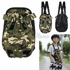 Rucksack Cotton Front Bag Pet Dog Cat Puppy Travel Backpack Puppy Tote Carrier