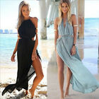 Sexy Womens Sundress Summer Boho Long Maxi Evening Party Dress Beach Dress