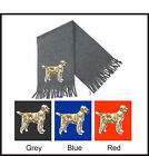 Italian Spinone Scarf Embroidered by Dogmania