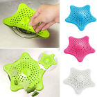 Starfish Drain Hair Catcher Bath Stopper Rubber Strainer Filter Shower Cover