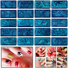 1pc Beauty Nail Stamping Printing Plate Image Template Art Manicure Decor DIY