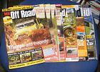 TOTAL OFF ROAD MAGAZINES VARIOUS ISSUES