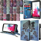 For LG G3 D850 D851 LS990 VS985 Flip Wallet LEATHER POUCH Case Phone Cover + Pen